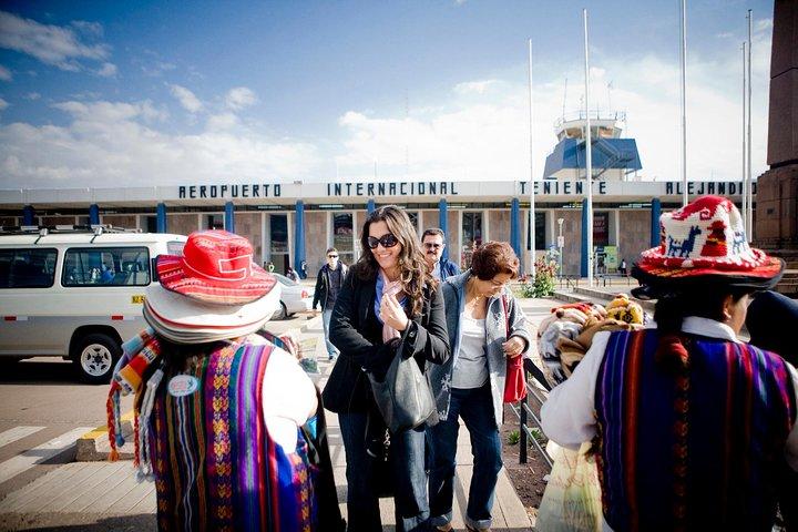 Traslado al aeropuerto de Cusco, Cusco, PERU