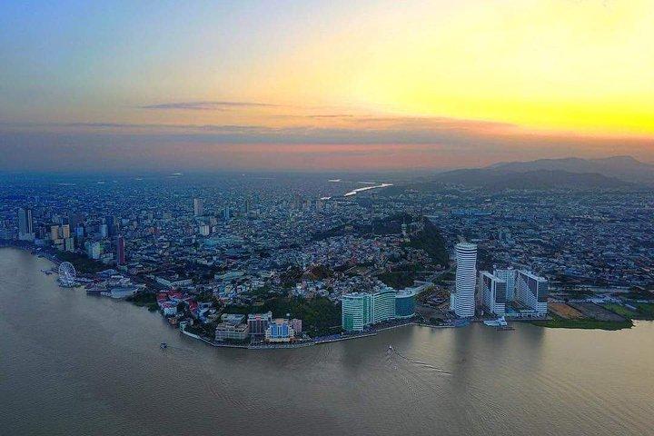 Guayaquil by Night Tour, Guayaquil, ECUADOR