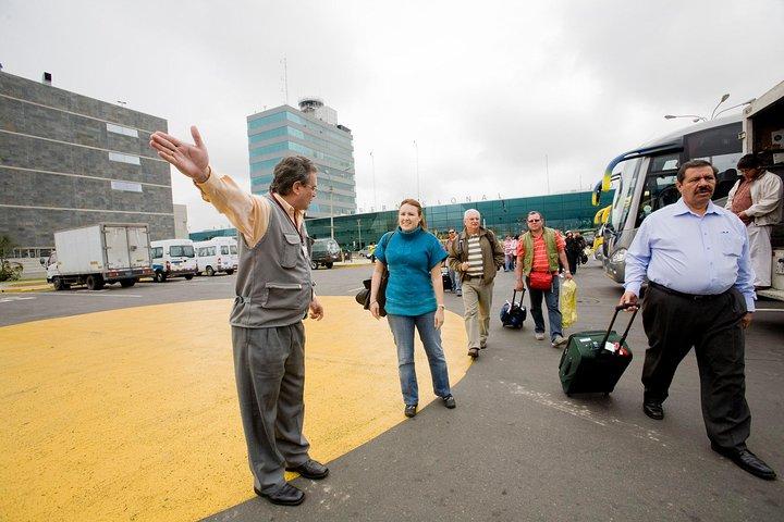 Transfer de partida para o Aeroporto de Lima, Lima, PERU