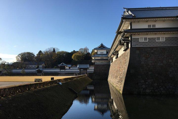 Kanazawa Highlights Tour including Kenrokuen Garden, Kanazawa, JAPON
