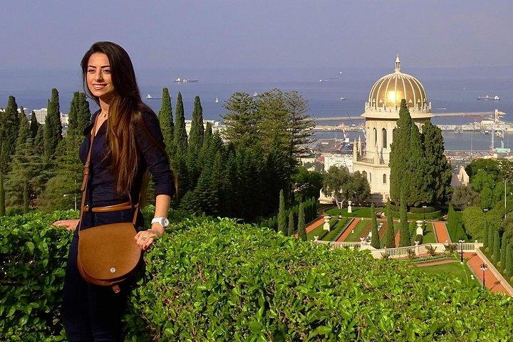 Jerusalem, Masada, Nazareth, Western Galilee and Golan Heights - 5 Days Trip, Herzliya, ISRAEL