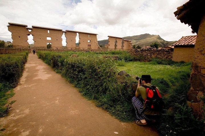 One-Way Scenic Bus Transfer to Puno from Cusco, Cusco, PERU