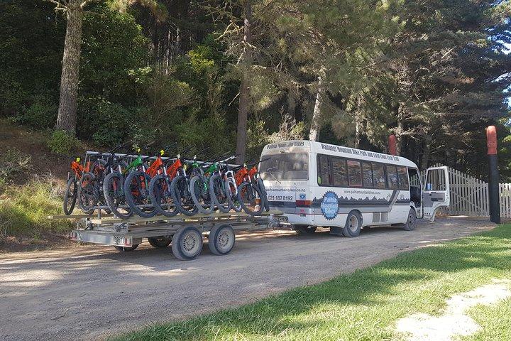 Waitangi Mountain Bike Park Experience, Bahia de Islas, NUEVA ZELANDIA