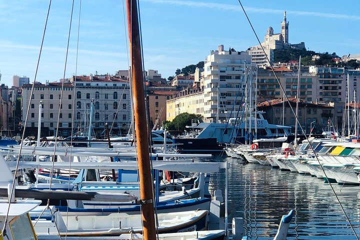 Classic Marseille discover & explore from Greeks to now - half day private tour, Marsella, FRANCIA
