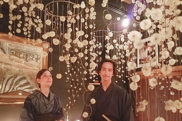 kimono rental : JPY 3800~, Kanazawa, JAPON