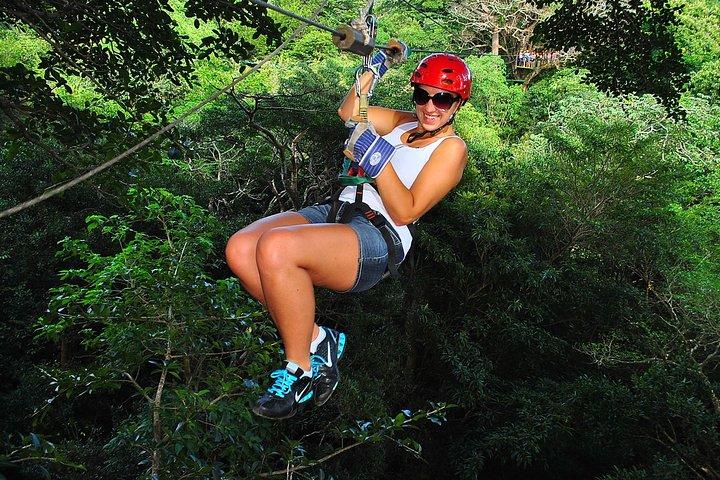 Private Rincon de la Vieja Volcano Adventure Tour From Dreams Las Mareas, ,