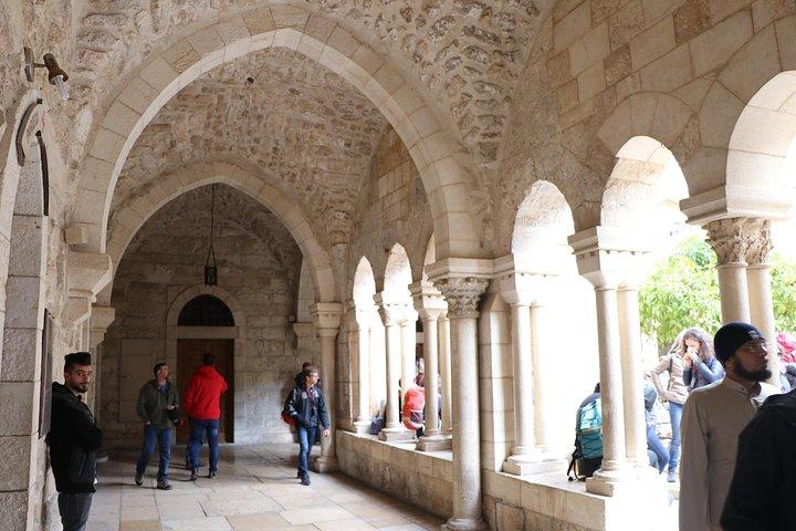Half Day Travel to Bethlehem & Grotto Visit - Trip from Jerusalem, Jerusalen, ISRAEL