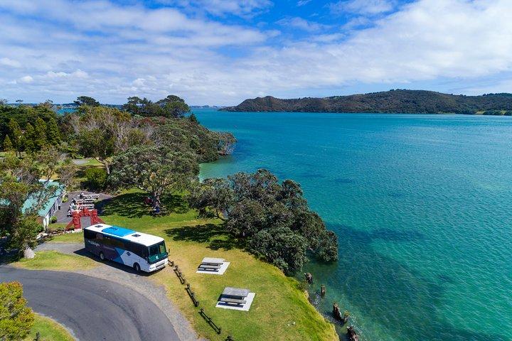 Cape Reinga and 90 Mile Beach Tour from Bay of Islands, Bahia de Islas, NUEVA ZELANDIA