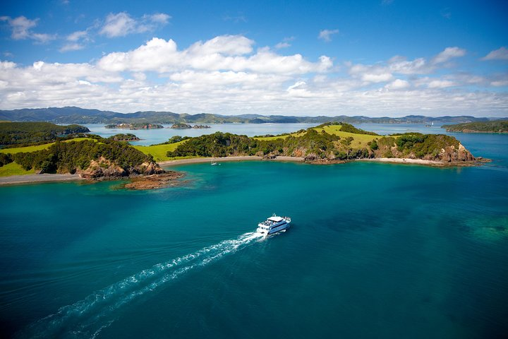 Dolphin Cruise to the Hole in the Rock with Island Stopover - Afternoon Cruise, Bahia de Islas, NUEVA ZELANDIA