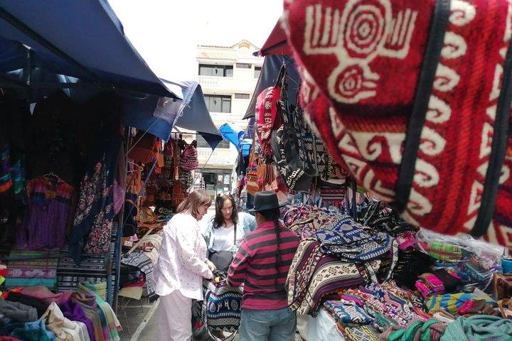 Salidas diarias: Excursión al mercado indígena de Otavalo desde Quito, Quito, ECUADOR