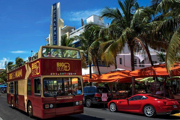 Big Bus Miami Hop-On Hop-Off Open Top Tour, Miami, FL, UNITED STATES