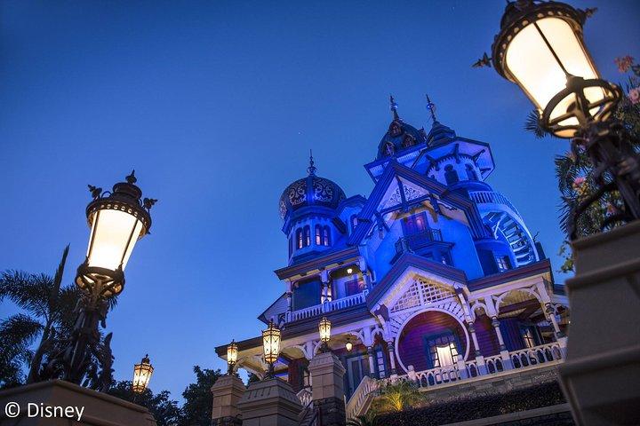Hong Kong Disneyland Admission with Transport, Hong Kong, CHINA