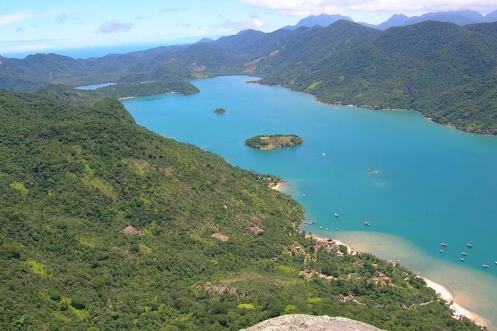 Trekking Pico do Pão de Açúcar do Mamanguá, Paraty, BRASIL