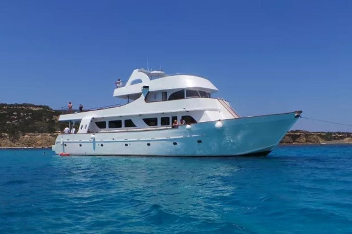 Blue Lagoon Cruise (Latchi-Latchi), Pafos, CHIPRE