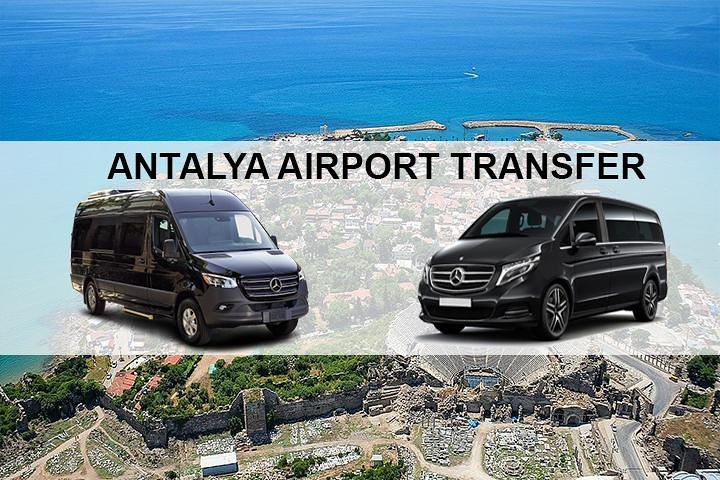 Antalya Airport AYT Transfers to Side Hotels, ,