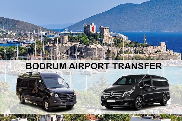 Bodrum Airport BJV Transfers to Ortakent Hotels, Bodrum, TURQUIA