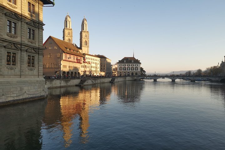 Zürich Historic District Tour, Zurich, Switzerland