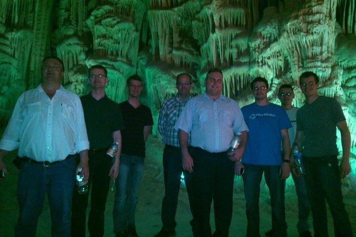 From Monterrey Caves Garcia, Monterrey, Mexico