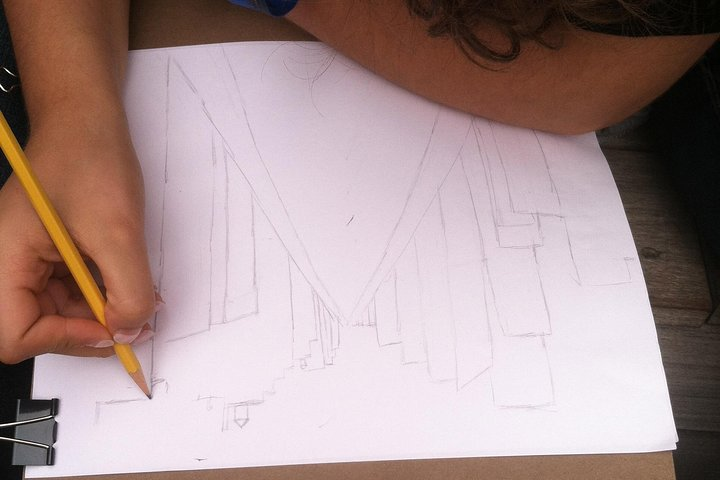 Guided Tour & Sketching for Families at the Brooklyn Museum, Brooklyn, NY, ESTADOS UNIDOS