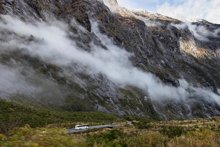 Milford Sound Tour and Scenic Cruise from Queenstown Including Lunch, Queenstown, NOVA ZELÂNDIA