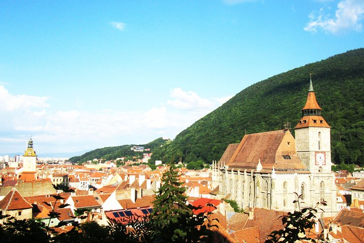Private Walking Tour of Brasov Old Town with a Great View, Brasov, RUMANIA