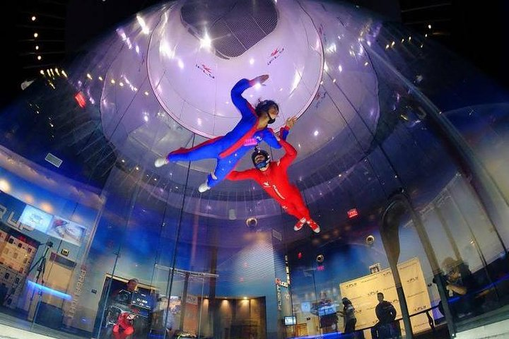 Orlando Indoor Skydiving Experience with 2 Flights & Personalized Certificate, Orlando, FL, ESTADOS UNIDOS