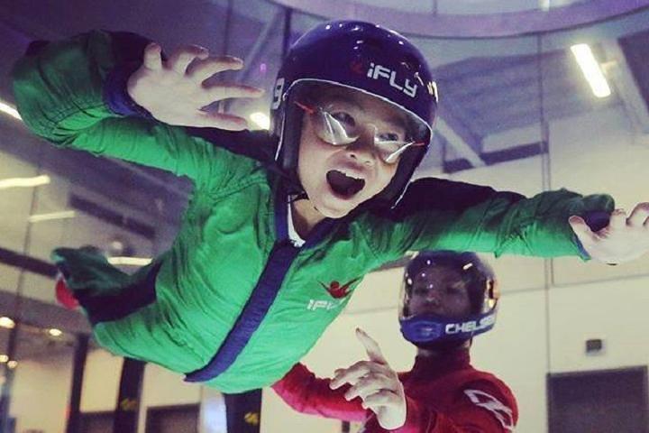 Oklahoma City Indoor Skydiving with 2 Flights & Personalized Certificate, Ciudad de Oklahoma, OK, ESTADOS UNIDOS
