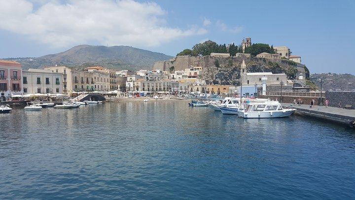 Lipari & Vulcano from Cefalù - Aeolian Islands - Full Day, Islas Eolias, ITALIA