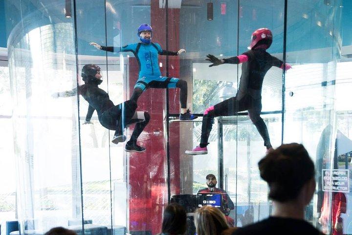 Sacramento Indoor Skydiving Experience with 2 Flights & Personalized Certificate, Sacramento, CA, ESTADOS UNIDOS