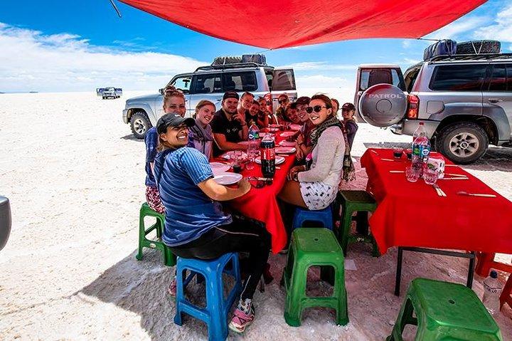3-Day Uyuni Salt Flat Adventure to San Pedro de Atacama, Uyuni, BOLIVIA