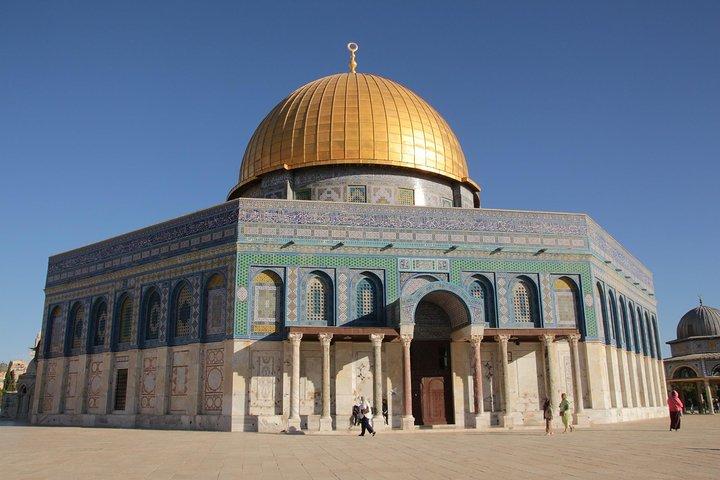 Jerusalem Trip Mount of Olives & the Temple mount from Tel Aviv, Herzliya, ISRAEL