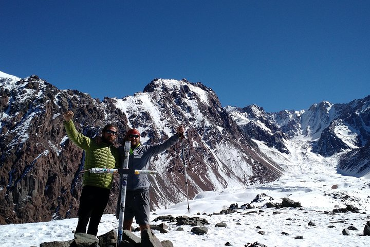 Trekking day in The Andes (from Mendoza), Mendoza, ARGENTINA