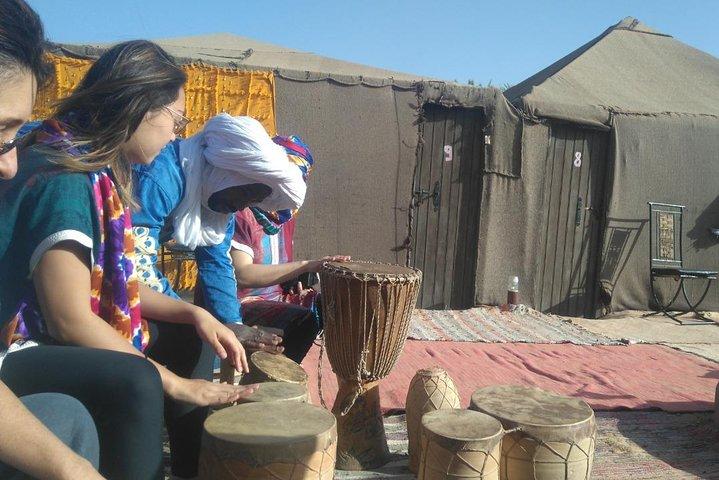 Viaje de 2 días desde Fez hacia el desierto, icluyendo una noche en la Jaima, Fez, MARRUECOS
