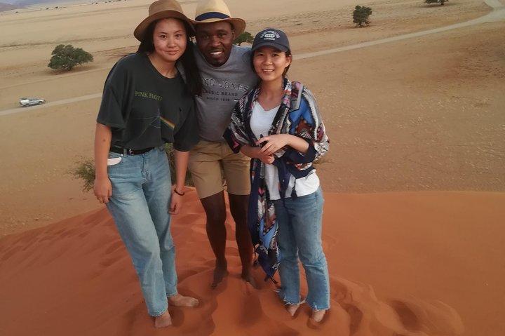 8-Day Sossusvlei, Swakopmund & Etosha National Park (Camping), Windhoek, Namibia