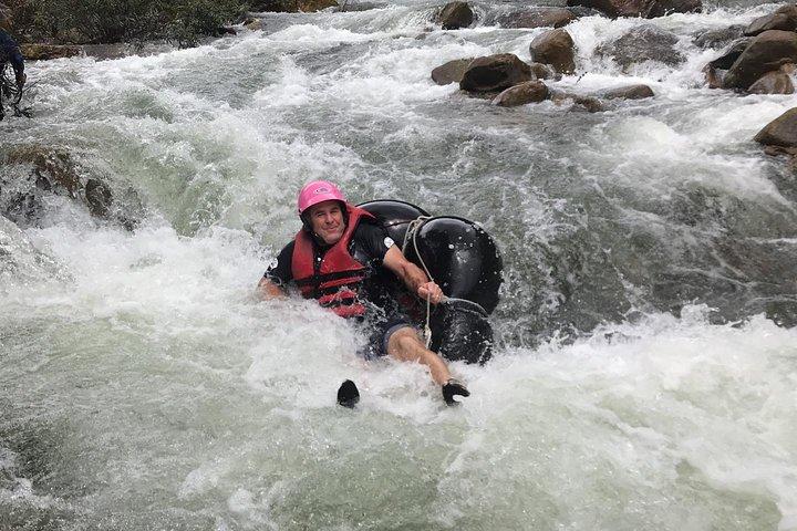 Jungle Trekking to Waterfall and Adventure Tubing 45 mins. (Only Khao lak), Khao Lak, TAILANDIA