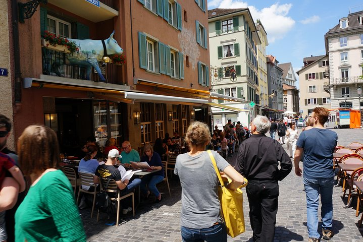 Zürich Historic District Tour, Zurich, SUIZA