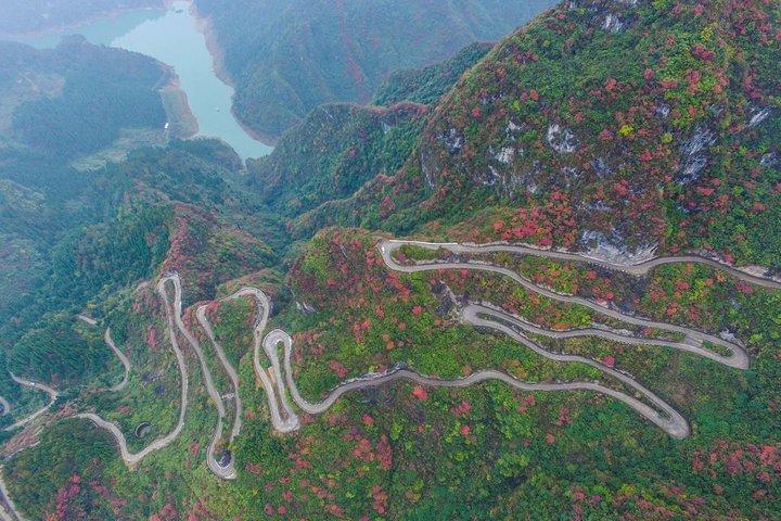 Private 3-Day Tour Combo Package:Zhangjiajie Avatar and Tianmen Mountain and Grand Canyon Glass Bridge, Zhangjiajie, CHINA
