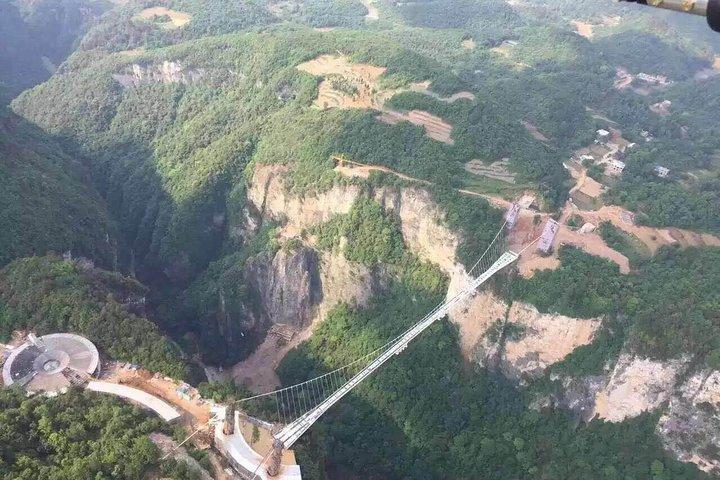 Private Day Trip to Avatar Mountain and Glass Bridge of Zhangjiajie, Zhangjiajie, CHINA