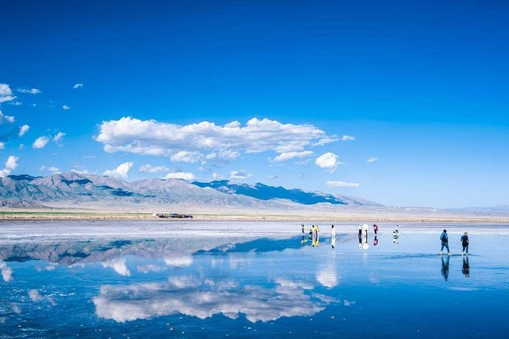 Private Round-Trip Transfer Service to Chaka Salt Lake from Xining, Xining, CHINA