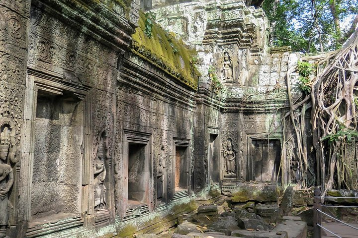 Siem Reap's signature temples discovered, Siem Reap, Camboja