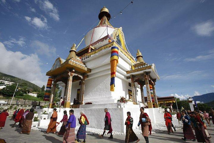 Bhutan Spiritual & Wellness Tour Package With Monastic Stay -7Night 8Days, Paro, BUTAN