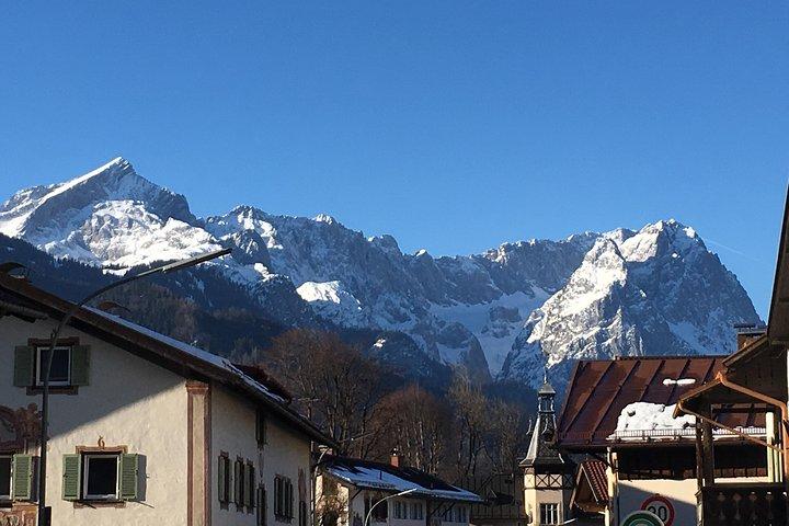 NEUSCHWANSTEIN CASTLE TOUR from GARMISCH-PARTENKIRCHEN, Garmisch Partenkirchen, GERMANY