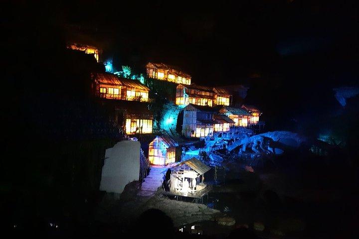 Tianmen Fox Fairy Show with Round way Private car from ZHANGJIAJIE Hotel, Zhangjiajie, CHINA