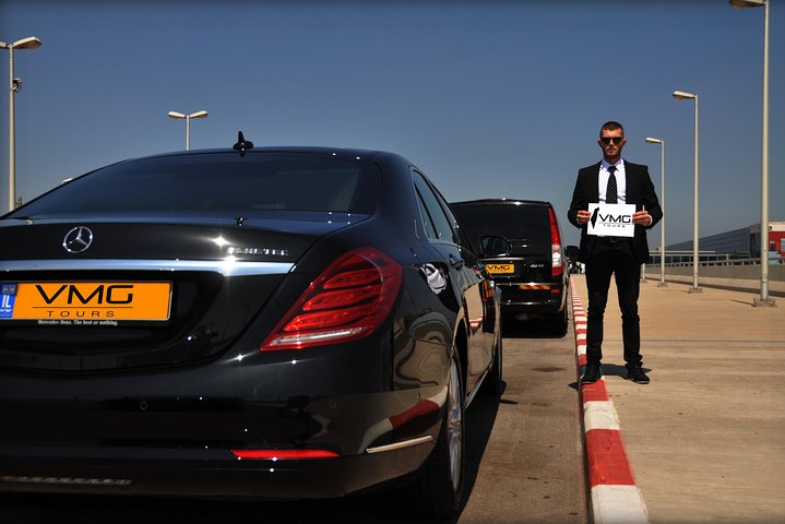Private Transfer from Herzlia to Jerusalem, Herzliya, ISRAEL