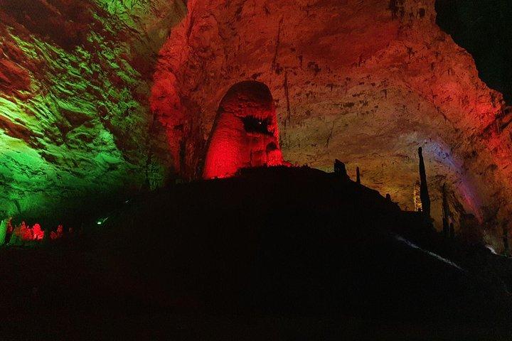 Zhangjiajie National Forest Park(Avatar) & Yellow Dragon Cave Private Day Tour, Zhangjiajie, CHINA