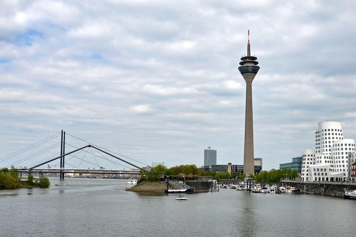 Best of Dusseldorf with a licensed guide, Dusseldorf, GERMANY