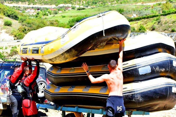 Albania Tour Kayak, Snorkel, Speedboat, Hike Canyons In Berat -5 day trip (ARG), Tirana, Albania