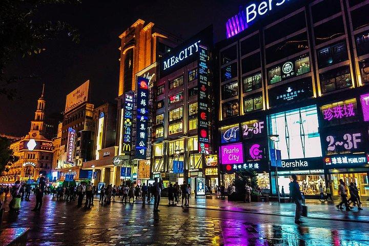 Zhengzhou By Night: Erqi Square and Market Tour, Zhengzhou, CHINA