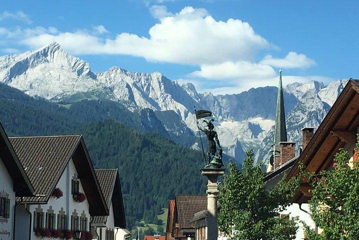 HALF DAY TOUR, with GAP, ETTAL, OBERAMMERGAU from GARM-PARTENKIRCHEN., Garmisch Partenkirchen, Alemanha