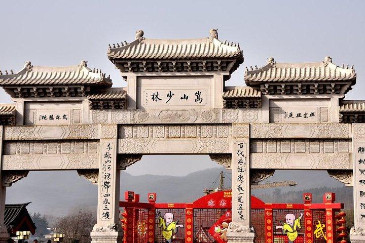 Zhengzhou Private Day Trip to Shaolin Temple with Yongtai Temple Vegetarian Lunch, Zhengzhou, CHINA